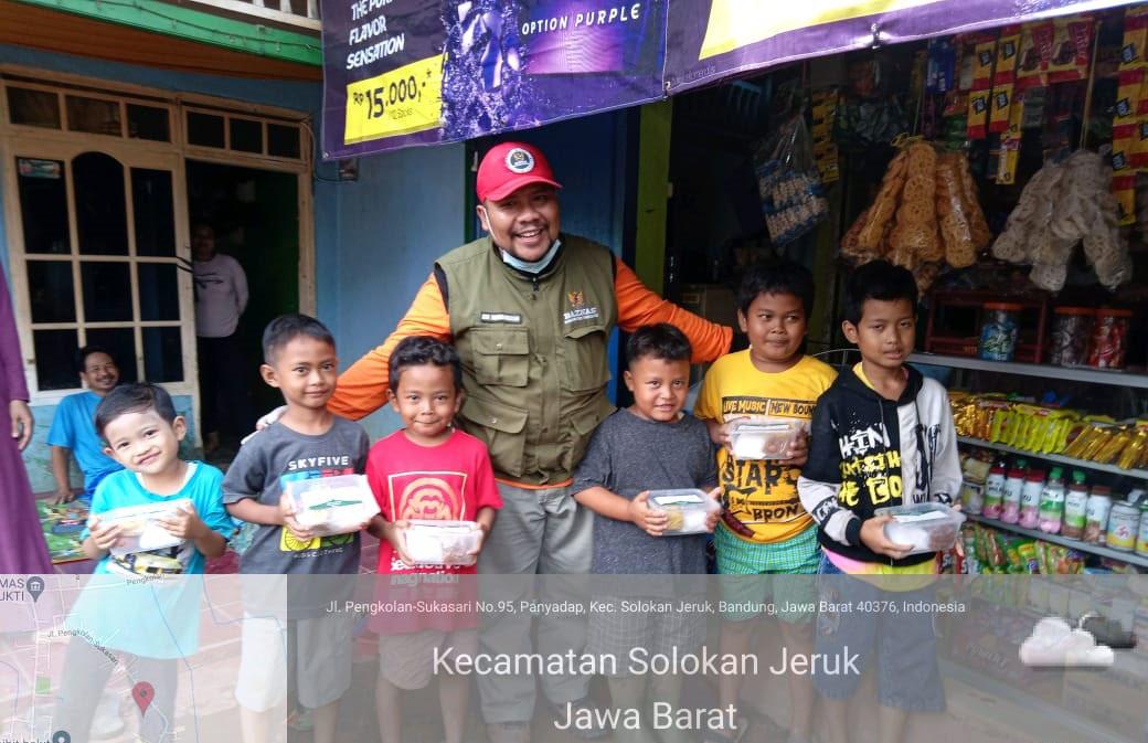 Bantuan Sembako Baznas Kab Bandung 2021 1