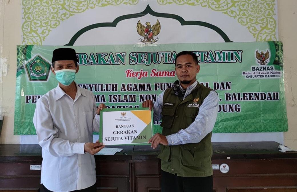 Bantuan Sembako Baznas Kab Bandung 2021 3
